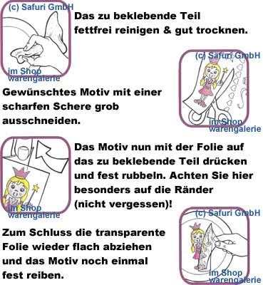 Anleitung zum Beschriften für Keramikteile Safuri GmbH