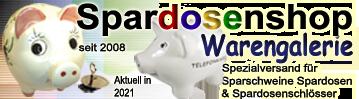 Spardosenshop Warengalerie-Logo
